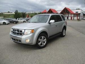 2009 Ford Escape Limited Price Includes 3 month warranty