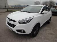 LHD 2015 Hyundai Tucson IX35 LM CRDI 5Door. SPANISH REGISTERED
