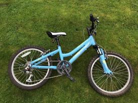 Girls ridgeback harmony bike