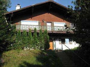 Chalet suisse - Swiss Cottage      Val-Morin ( Laurentides )