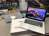"Apple Macbook pro 13"" HUGE Spec Intel i5 Quad Core 2.5Ghz 16GB DDR3 & 256GB SSD HDD OS SIERRA £549!"