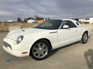 2002 Ford Thunderbird **ONLY 33,707KMS** CLEAN RARE FIND!!