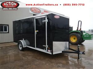 6X14 SINGLE AXLE HAULIN CARGO - LOW PRICING ONLY WITH ACTION!!