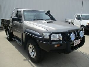 2007 Nissan Patrol  Pewter Grey Manual Ayr Burdekin Area Preview