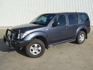 2006 Nissan Pathfinder Wagon with all the extras- Price reduced Angaston Barossa Area Preview