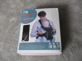 3 Position Baby Carrier - Mothercare - Immaculate Condition, With box, Used Once. £5