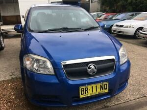 2007 Holden Barina TK Blue Automatic Sedan West Ryde Ryde Area Preview