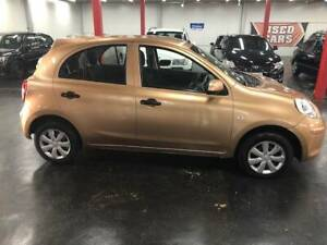 Nissan Micra Auto Hatchback Fyshwick South Canberra Preview