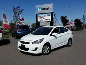 2012 Hyundai Accent ONLY $19 DOWN $38/WKLY!!