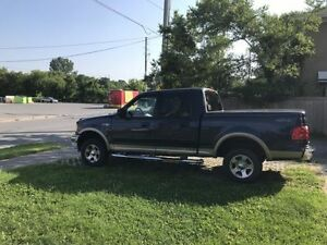 2002 Ford F-150 SuperCrew Chrome edition Pickup Truck