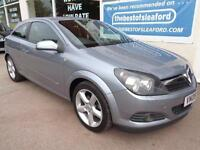 Vauxhall Astra 1.8 SRI 2008 3 door Finance Available p/x swap