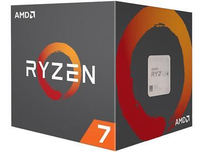 AMD RYZEN 7 1700 8-Core 3.0 GHz (3.7 GHz Turbo) Socket AM4 65W Desktop Processor