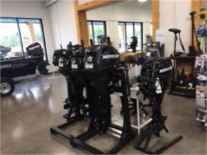 Huge Selection of New and New-Non-Current Mercury Outboards!