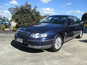 2001 Holden Statesman WH Blue Metallic Automatic Sedan Capalaba Brisbane South East Preview