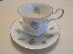 Royal Dover Cup & Saucer