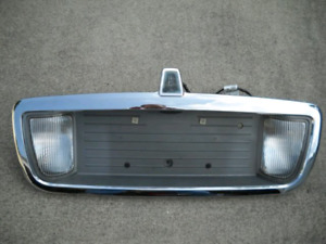 Lincoln town car trunk panel and lights 03+