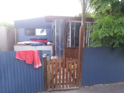 Fully furnished Caravan and Annexe with outdoor undercover area
