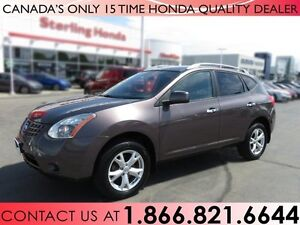 2010 Nissan Rogue SL FWD | NO ACCIDENTS | 1 OWNER