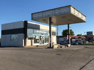 Station-service à vendre ou à louer Montréal-Est