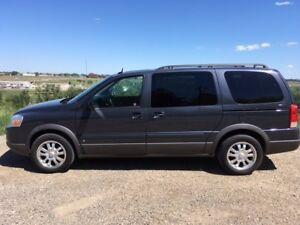 2009 Pontiac Montana SV6 Van