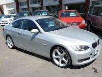 BMW 3 SERIES 2.5 325I SE 2d 215 BHP (silver) 2006