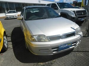 2001 Ford Laser Silver 4 Speed Automatic Sedan Eight Mile Plains Brisbane South West Preview