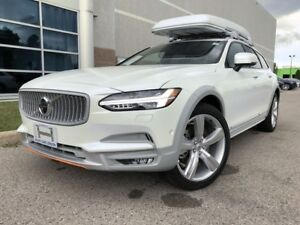 2018 Volvo V90 CROSS COUNTRY T6 AWD Ocean Race Edition