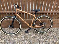 Mens Hybrid Sport Bike