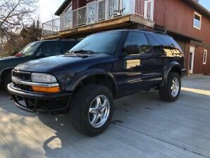 2000 Chevy Blazer ZR2 Urban Street Warrior