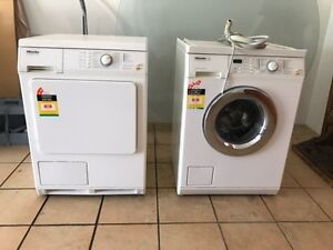 Miele Stacker washer and dryer Rose Bay Eastern Suburbs Preview