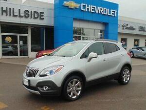 2016 Buick Encore Sport Touring *AWD|LEATHER|NAVIGATION|SUNROOF*