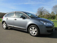 2006 (06) Citroen C4 1.6HDi 16v ( 92hp ) SX ***FINANCE ARRANGED***