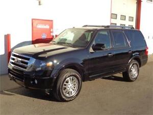 2012 Ford Expedition Limited ~ 99,000kms ~ DVD NAV ~ $23,999