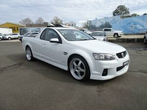 2011 Holden Ute VE II SV6 Heron White 6 Speed Manual Utility Nowra Nowra-Bomaderry Preview