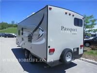**SUV TOWABLE! **QUEEN MURPHY BED! **NEW CAMPER FOR SALE!