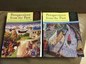 Western Civilization History Book Duo