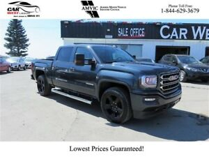 2017 GMC Sierra 1500 SLT ELEVATION | LEATHER | CREW CAB | 4X4 TR