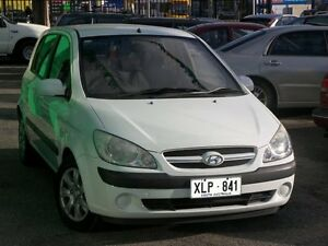 2006 Hyundai Getz TB MY06 SXI Automatic Hatchback Nailsworth Prospect Area Preview