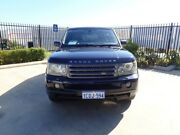 2006 Land Rover Range Rover Sport L320 06MY TDV6 Blue Pearl 6 Speed Sports Automatic Wagon Wangara Wanneroo Area Preview