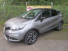 Renault Captur 0.9 Dynamique S MediaNav TCE 90 5DR Energy (oyster grey / black roof) 2014