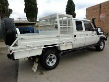 1994 Toyota Landcruiser HZJ75RV RV LWB (4x4) 5 Speed Manual 4x4 Hardtop North St Marys Penrith Area Preview