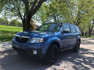 2009 MAZDA TRIBUTE, AUTOMATIQUE, 150 000KM, 4 CYLINDRES, CLEAN
