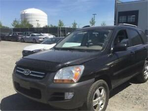 2008 KIA SPORTAGE*** 4 CYLINDRES+AUTOMATIQUE+MAGS+3700$***