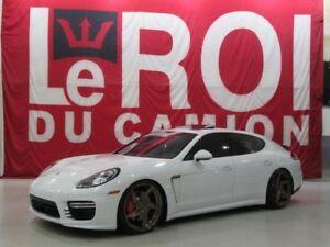 Porsche Panamera TURBO PDK EXECUTIVE PACK 2014