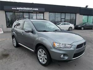 MITSUBISHI OUTLANDER XLS AWD 2013 **CUIR+TOIT OUVRANT+7 PLACES**