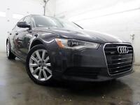 """2012 Audi A6 3.0T Premium CUIR TOIT MAGS 18"""" QUATTRO 63,000KM"""