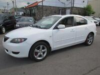 2006 Mazda MAZDA3 (GARANTIE 2 ANS INCLUS) GS(TOIT OUVRANT)