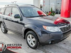 2010 Subaru Forester 2.5 X Touring Package