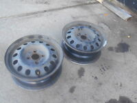 14 inch Toyota Rims