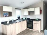 Brand new 6 berth static holiday home on the Ayrshire Coast